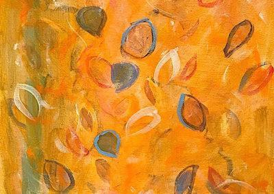 813.Desert Leaves 1