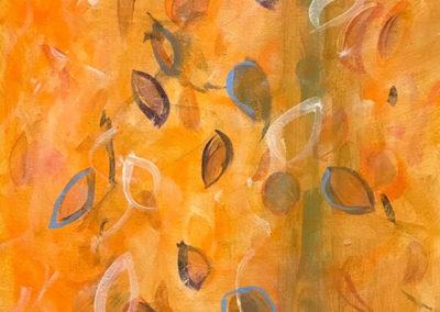 815. Desert Leaves 3