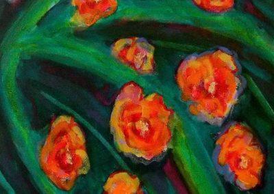 615. DESERT FLOWERS