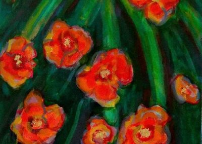 616.DESERT FLOWERS
