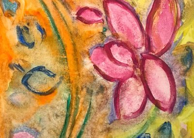 848.Midsummer Bloom