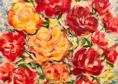 376. FAVORITE ROSES