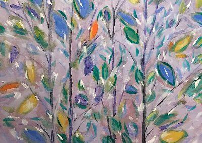 624. SPRING TREES.