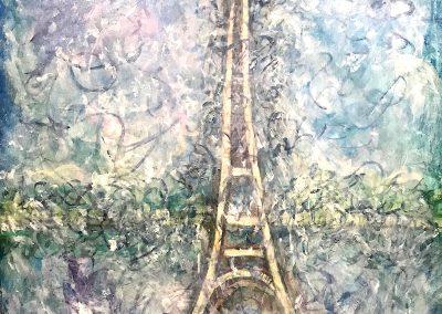 858. EIFFEL TOWER